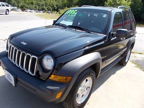 2007 Jeep Liberty for sale at Auto Wholesalers Of Hooksett in Hooksett NH