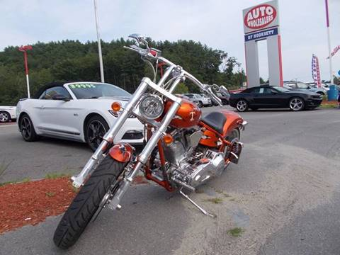 2003 TITAN SIDEWINDER for sale at Auto Wholesalers Of Hooksett in Hooksett NH