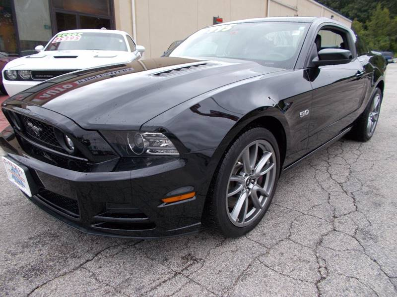 2014 Ford Mustang for sale at Auto Wholesalers Of Hooksett in Hooksett NH