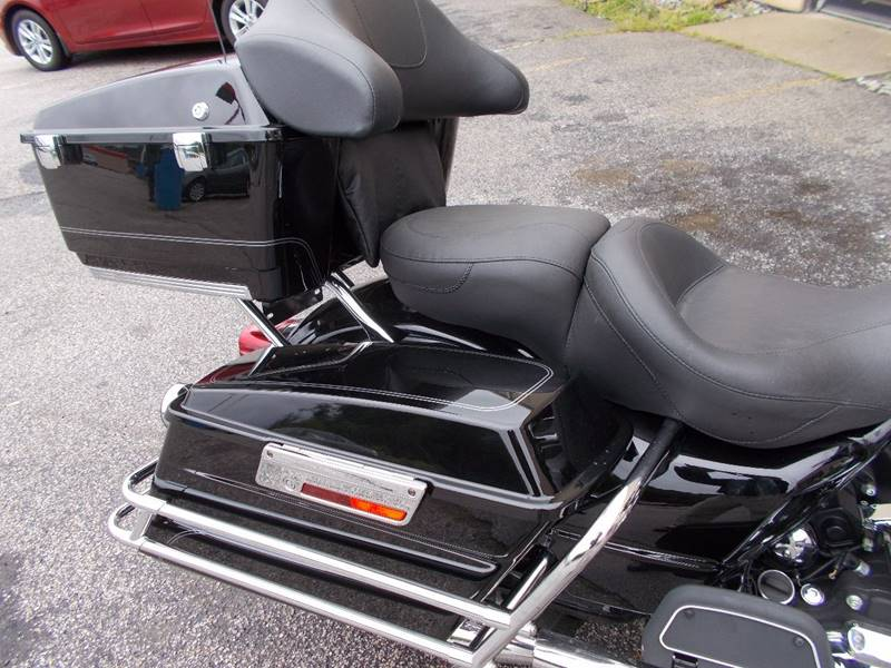 2012 Harley-Davidson Electra Glide for sale at Auto Wholesalers Of Hooksett in Hooksett NH