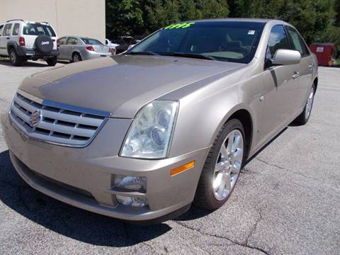 2006 Cadillac STS for sale at Auto Wholesalers Of Hooksett in Hooksett NH
