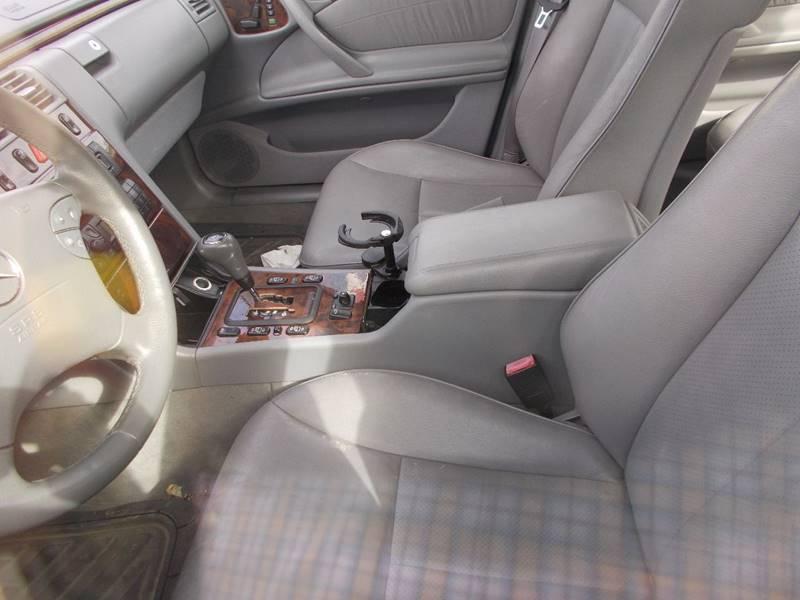 2000 Mercedes-Benz E-Class for sale at Auto Wholesalers Of Hooksett in Hooksett NH