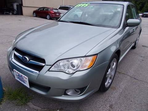 2009 Subaru Legacy for sale at Auto Wholesalers Of Hooksett in Hooksett NH