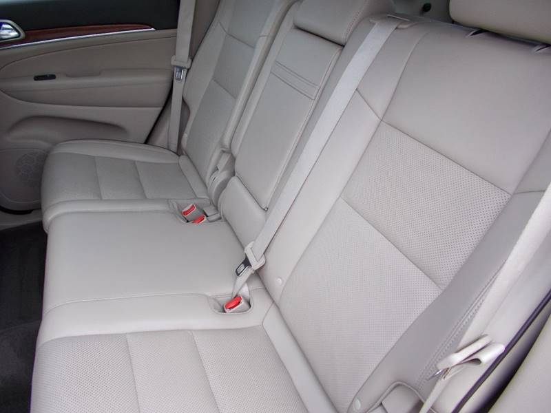 2011 Jeep Grand Cherokee for sale at Auto Wholesalers Of Hooksett in Hooksett NH
