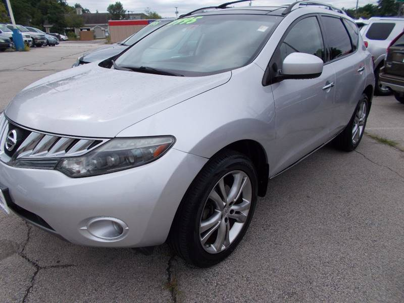 2009 Nissan Murano for sale at Auto Wholesalers Of Hooksett in Hooksett NH