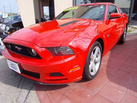 2013 Ford Mustang for sale at Auto Wholesalers Of Hooksett in Hooksett NH