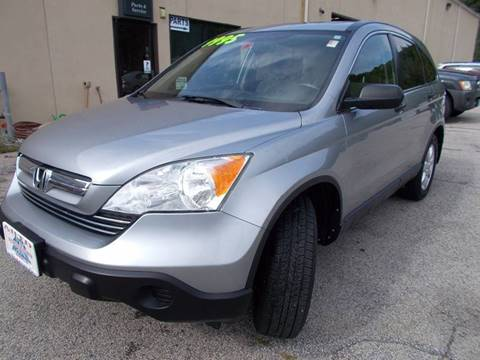 2007 Honda CR-V for sale at Auto Wholesalers Of Hooksett in Hooksett NH