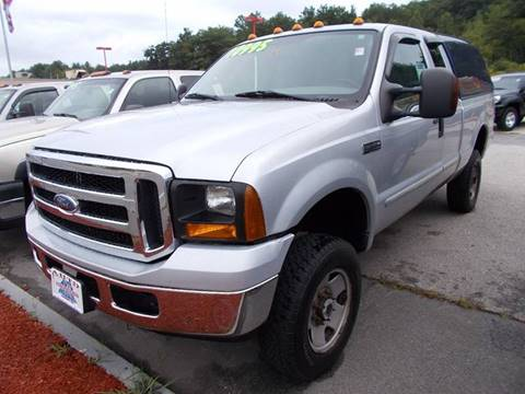 2006 Ford F-350 Super Duty for sale at Auto Wholesalers Of Hooksett in Hooksett NH