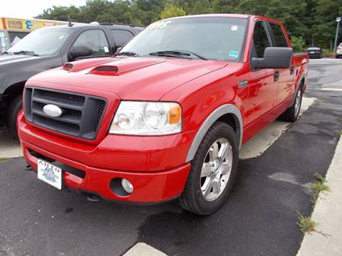 2006 Ford F-150 for sale at Auto Wholesalers Of Hooksett in Hooksett NH