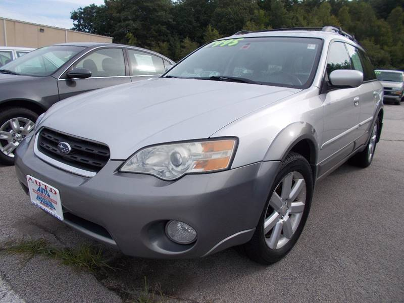 2006 Subaru Outback for sale at Auto Wholesalers Of Hooksett in Hooksett NH