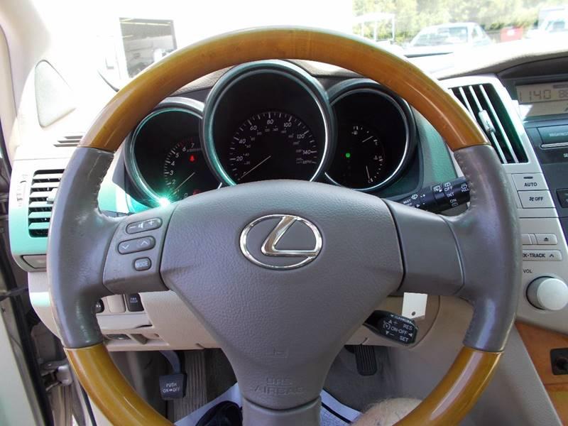 2004 Lexus RX 330 for sale at Auto Wholesalers Of Hooksett in Hooksett NH