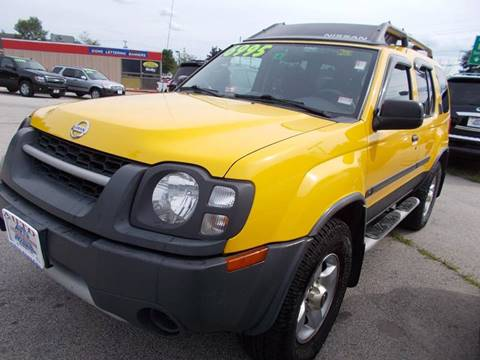 2004 Nissan Xterra for sale at Auto Wholesalers Of Hooksett in Hooksett NH