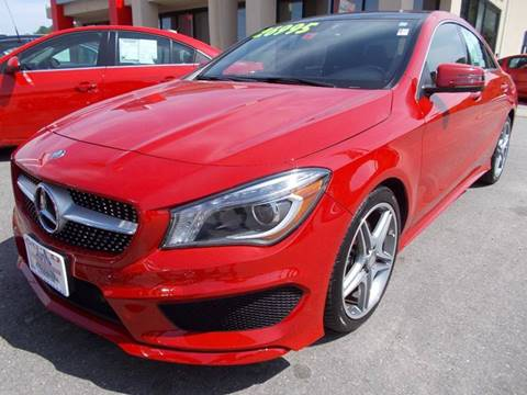 2014 Mercedes-Benz CLA for sale at Auto Wholesalers Of Hooksett in Hooksett NH