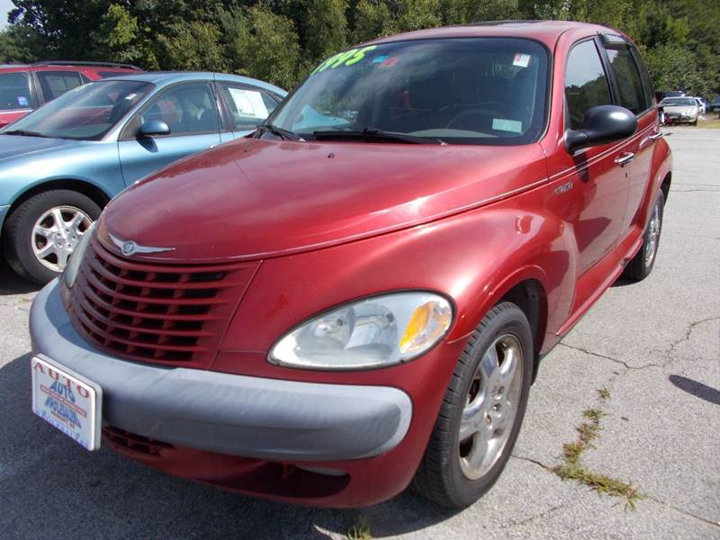 2001 Chrysler PT Cruiser for sale at Auto Wholesalers Of Hooksett in Hooksett NH