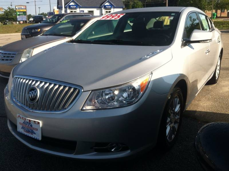 2012 Buick LaCrosse for sale at Auto Wholesalers Of Hooksett in Hooksett NH