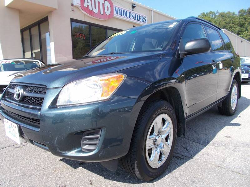 2009 Toyota RAV4 for sale at Auto Wholesalers Of Hooksett in Hooksett NH