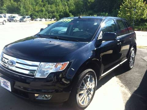 2010 Ford Edge for sale at Auto Wholesalers Of Hooksett in Hooksett NH