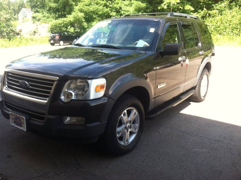 2006 Ford Explorer for sale at Auto Wholesalers Of Hooksett in Hooksett NH