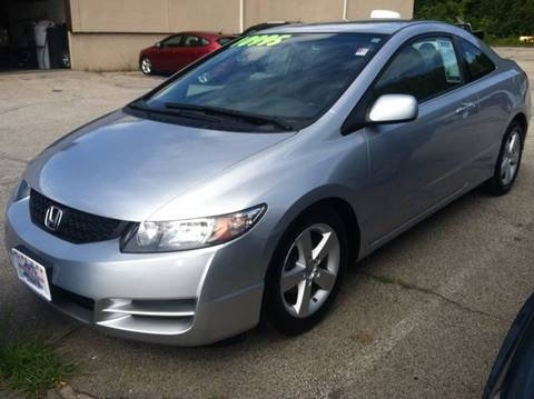 2010 Honda Civic for sale at Auto Wholesalers Of Hooksett in Hooksett NH