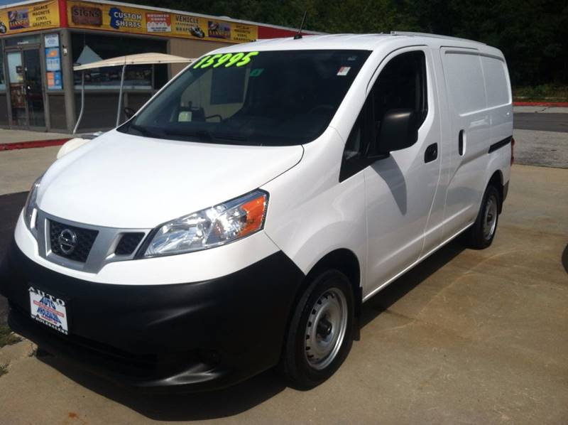 2015 Nissan NV200 for sale at Auto Wholesalers Of Hooksett in Hooksett NH