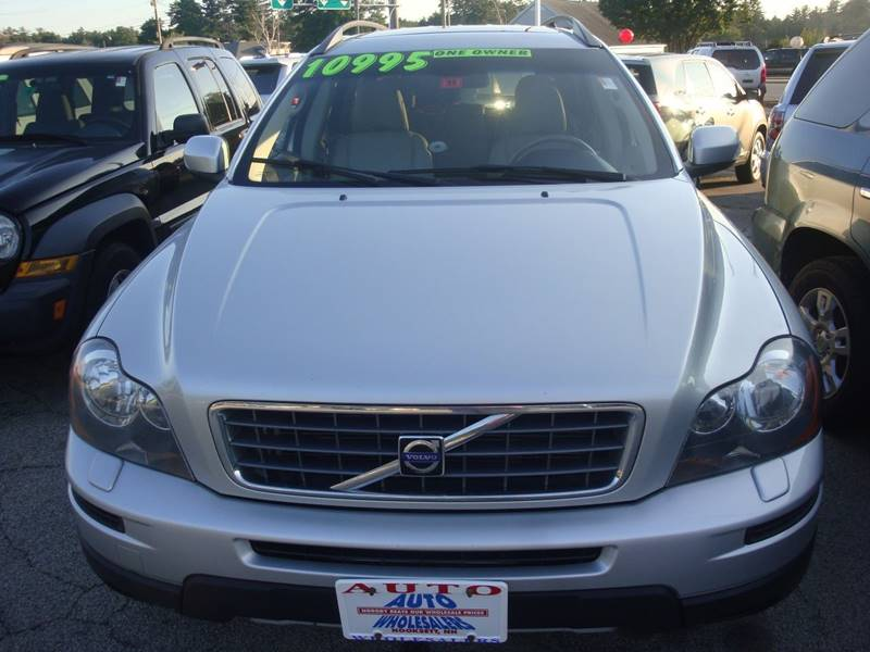 2008 Volvo XC90 for sale at Auto Wholesalers Of Hooksett in Hooksett NH