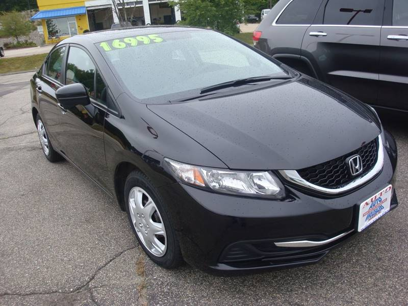 2014 Honda Civic for sale at Auto Wholesalers Of Hooksett in Hooksett NH