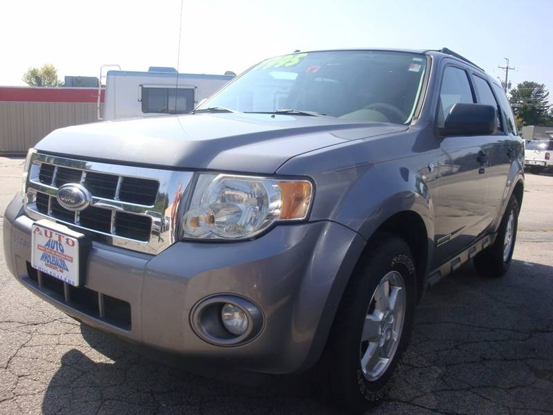 2008 Ford Escape for sale at Auto Wholesalers Of Hooksett in Hooksett NH