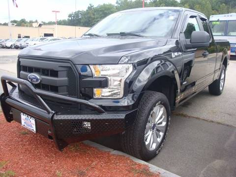 2016 Ford F-150 for sale at Auto Wholesalers Of Hooksett in Hooksett NH