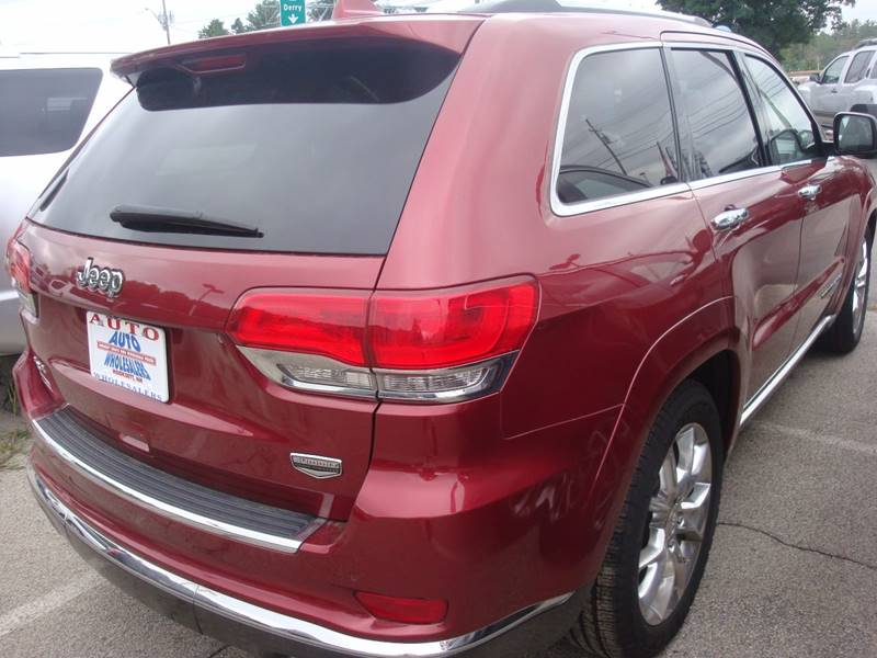 2014 Jeep Grand Cherokee for sale at Auto Wholesalers Of Hooksett in Hooksett NH