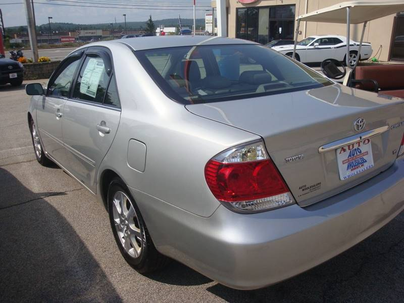 2006 Toyota Camry for sale at Auto Wholesalers Of Hooksett in Hooksett NH