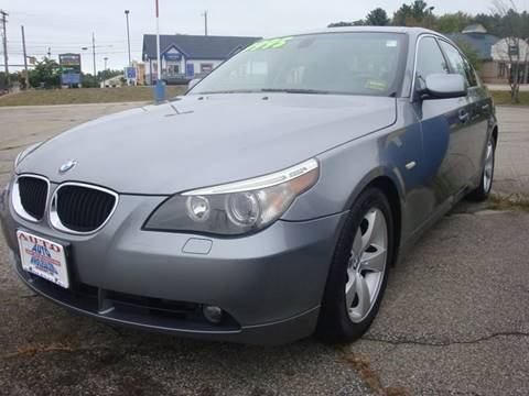 2004 BMW 5 Series for sale at Auto Wholesalers Of Hooksett in Hooksett NH