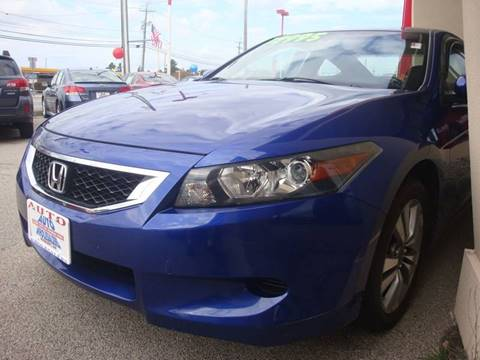 2010 Honda Accord for sale in Hooksett, NH