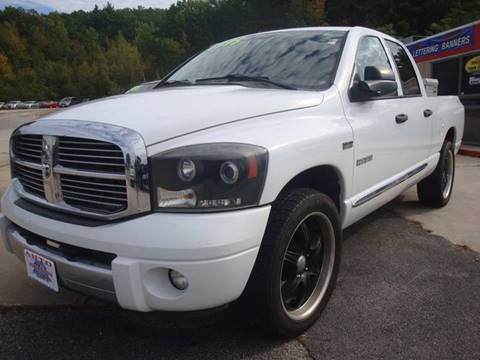 2008 Dodge Ram Pickup 1500 for sale in Hooksett, NH