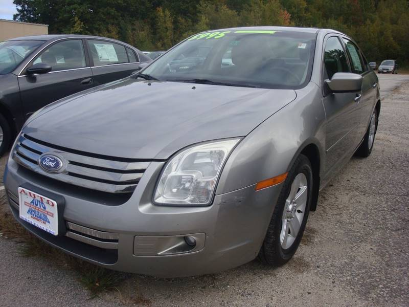 2009 Ford Fusion for sale at Auto Wholesalers Of Hooksett in Hooksett NH