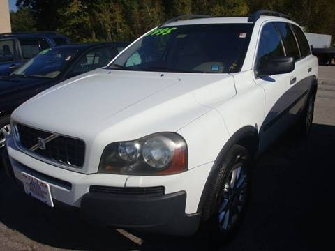 2004 Volvo XC90 for sale at Auto Wholesalers Of Hooksett in Hooksett NH