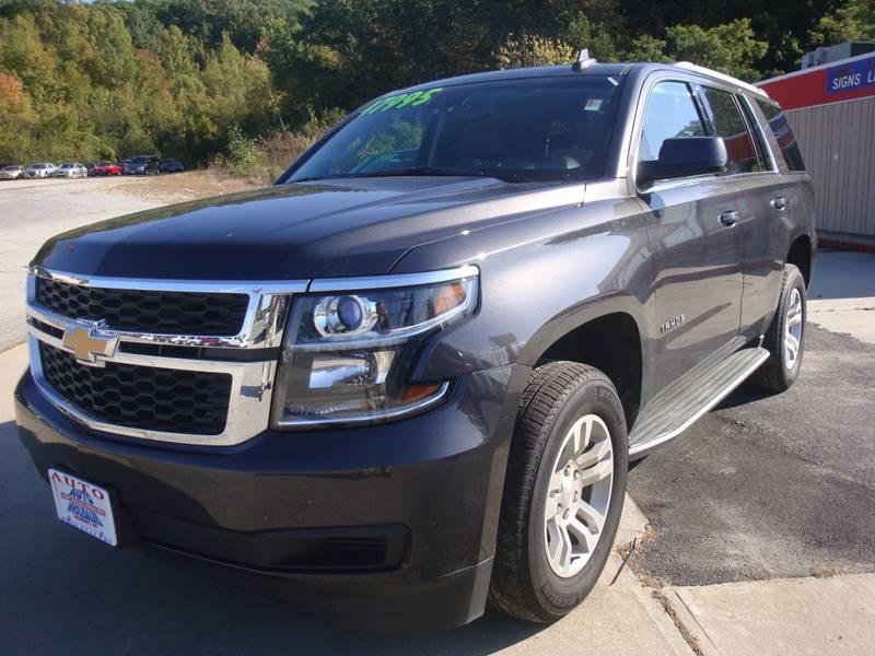2017 Chevrolet Tahoe for sale at Auto Wholesalers Of Hooksett in Hooksett NH
