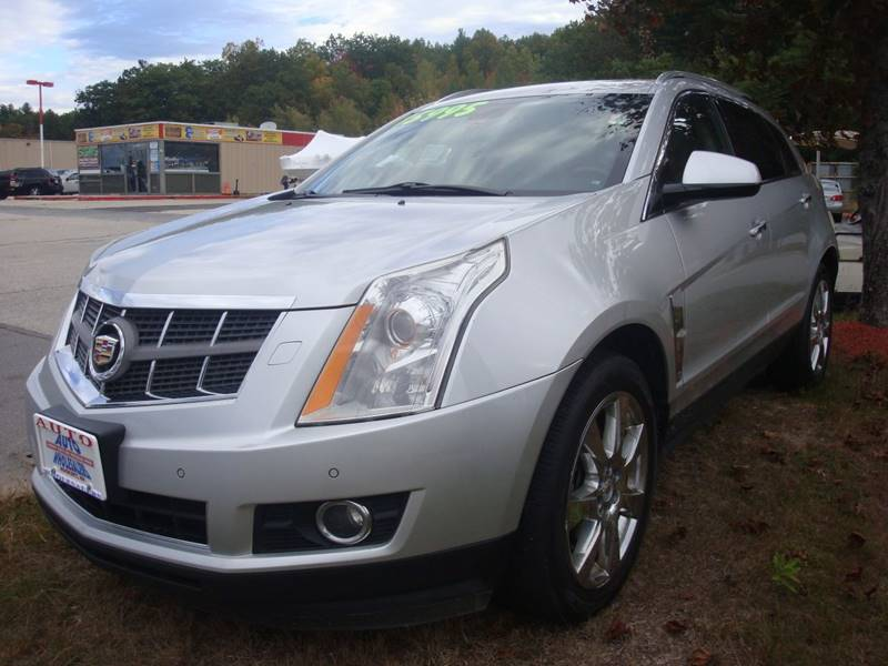 2011 Cadillac SRX for sale at Auto Wholesalers Of Hooksett in Hooksett NH