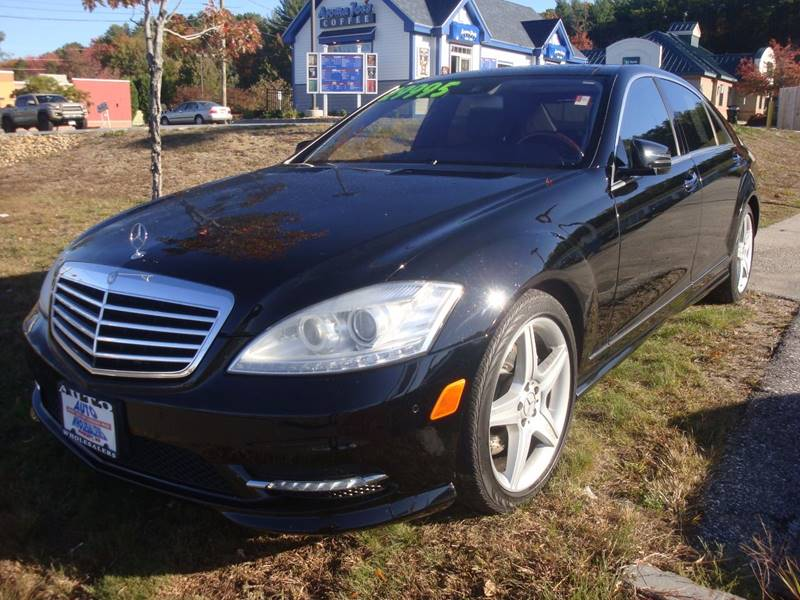 2011 Mercedes-Benz S-Class for sale at Auto Wholesalers Of Hooksett in Hooksett NH