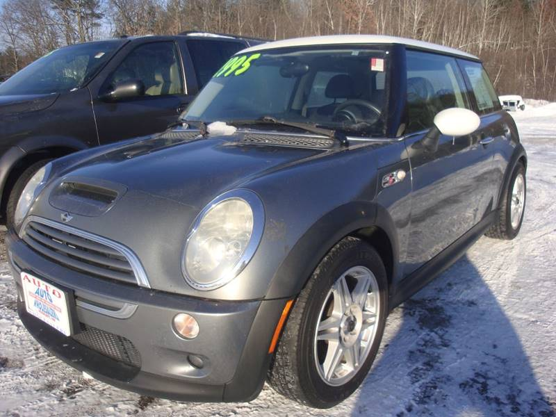2002 MINI Cooper For Sale At Auto Wholesalers Of Hooksett In NH