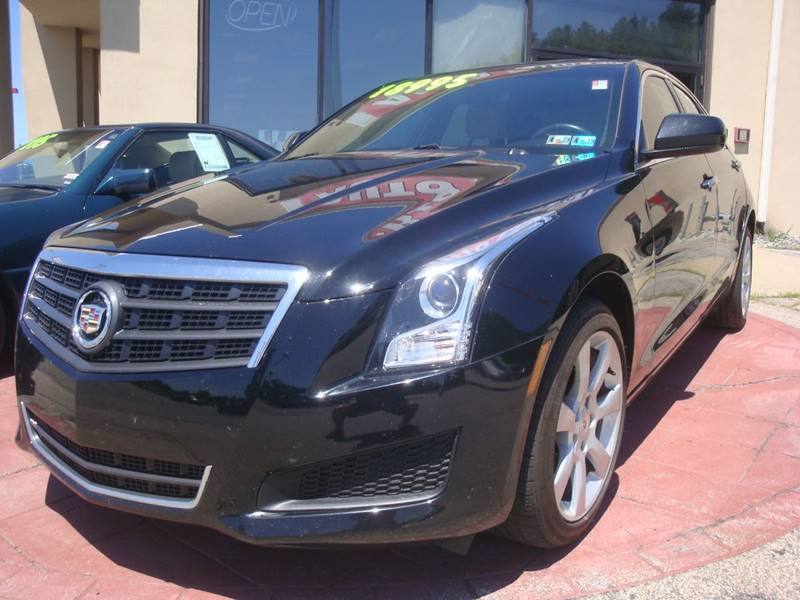 2013 Cadillac Ats 2 0t In Hooksett Nh Auto Wholesalers Of Hooksett