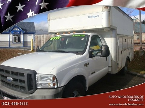 2005 Ford F-350 Super Duty for sale in Hooksett, NH