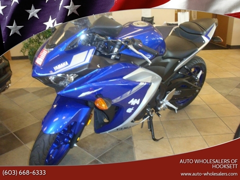 2017 Yamaha YZF-R6 for sale in Hooksett, NH