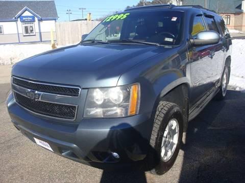 2009 Chevrolet Tahoe for sale in Hooksett, NH