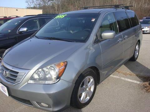 2010 Honda Odyssey for sale in Hooksett, NH