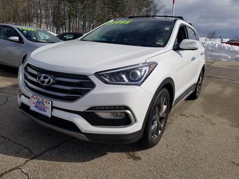 2017 Hyundai Santa Fe Sport for sale in Hooksett, NH
