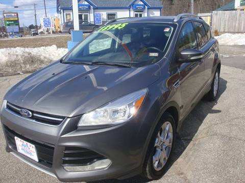 2014 Ford Escape for sale in Hooksett, NH