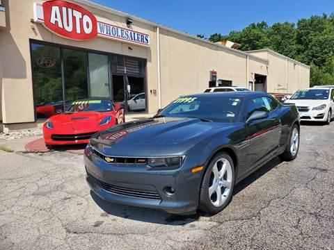 2015 Chevrolet Camaro for sale in Hooksett, NH