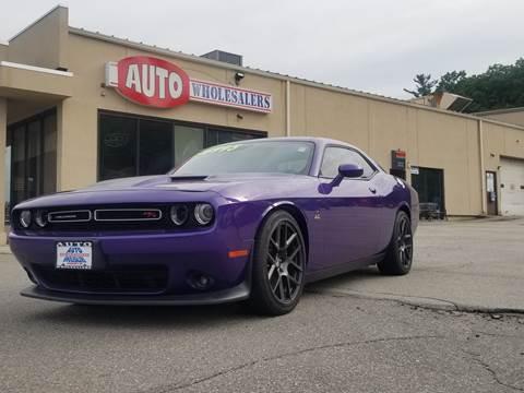 2016 Dodge Challenger for sale in Hooksett, NH