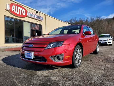 2010 Ford Fusion for sale at Auto Wholesalers Of Hooksett in Hooksett NH