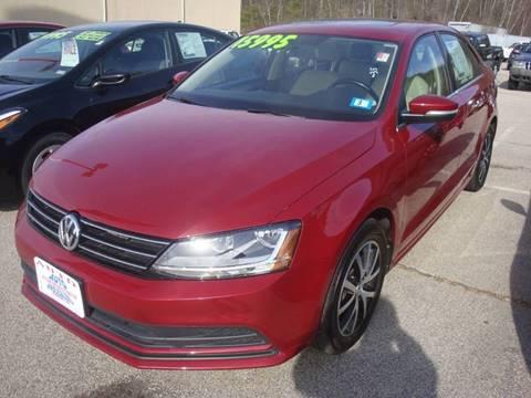 2017 Volkswagen Jetta for sale at Auto Wholesalers Of Hooksett in Hooksett NH